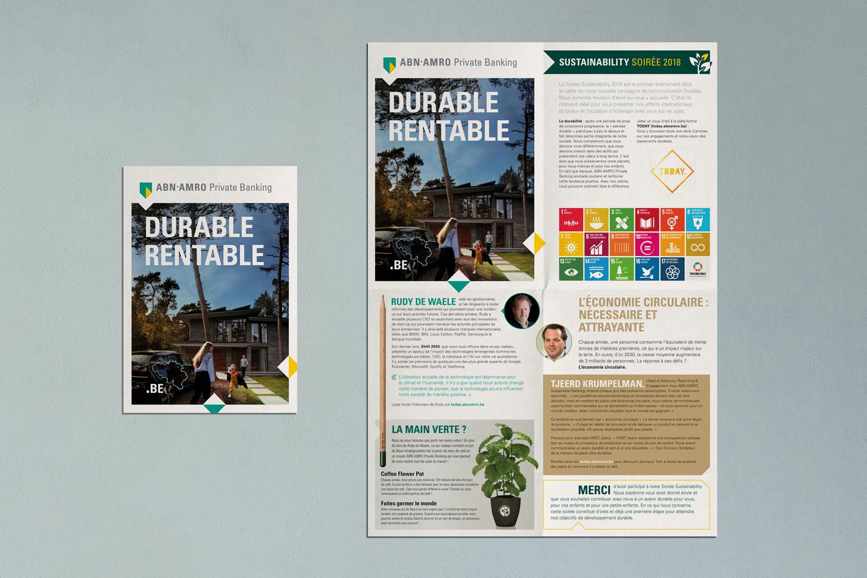 Sustainability Soirée