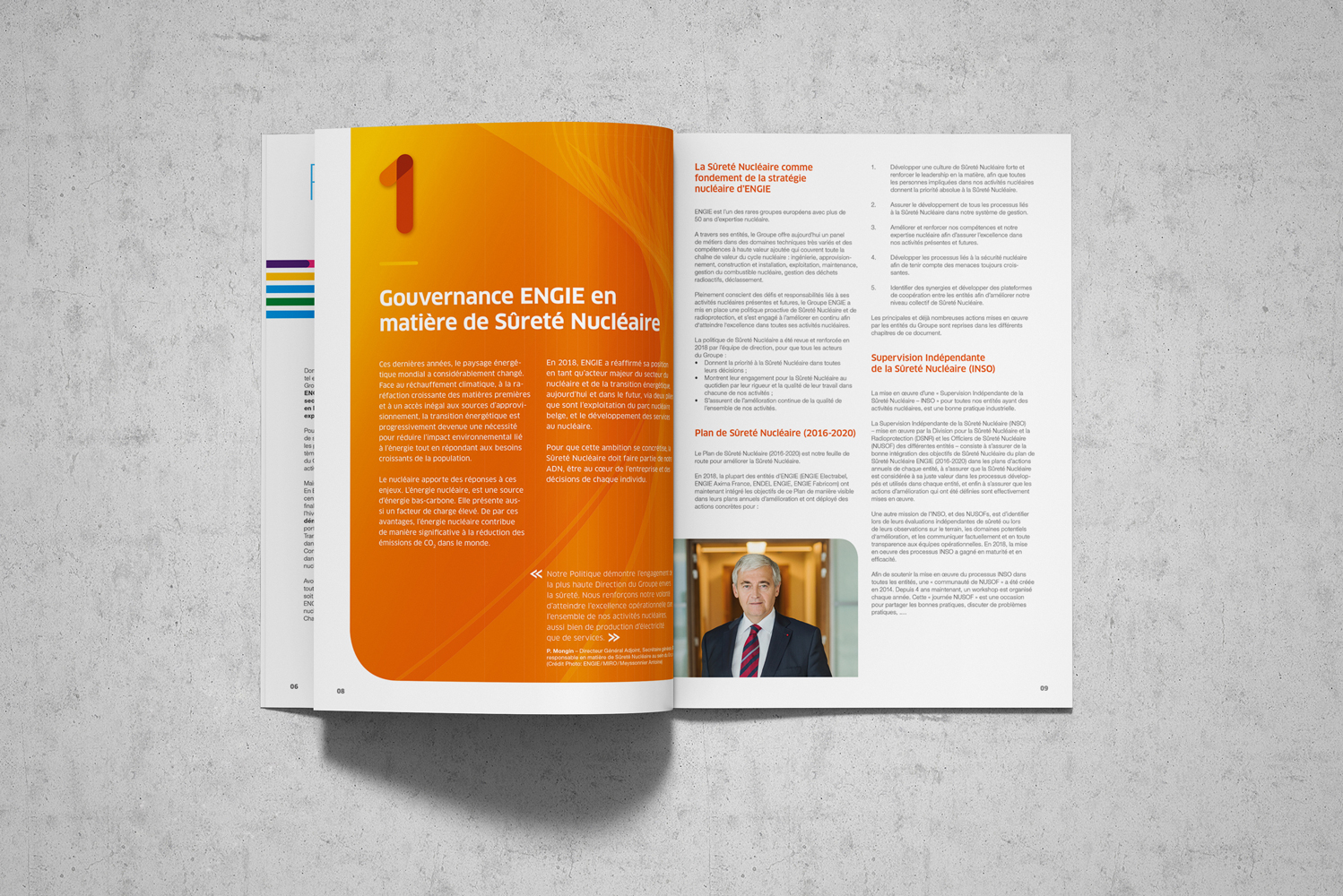 Report on Nuclear Safety